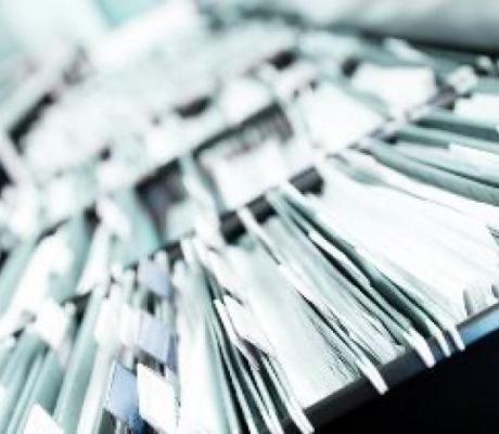 Εκκαθάριση των αρχείων του δημοσίου τομέα